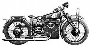 1927 Windoff 746cc classic motorcycle