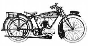Wittal classic motorcycle