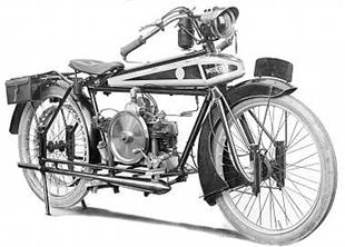 1920s Wooler was advanced classic motorcycle