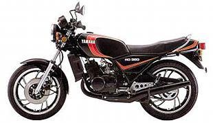 Yamaha LC 250/350 classic motorcycle