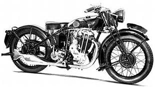 1932 Writers-Zenith 790cc ohv B5 classic motorcycle