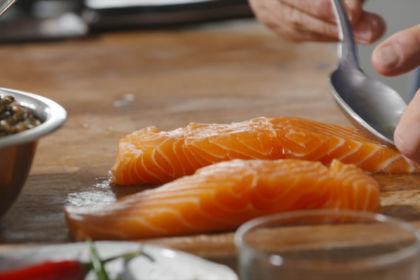 Meal 2 Salmon Dish T L