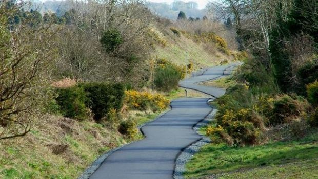 Comber Greenway - A 7 mile, traffic free walkway and Cycle Network