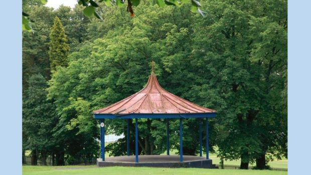 Wallace Park Bandstand