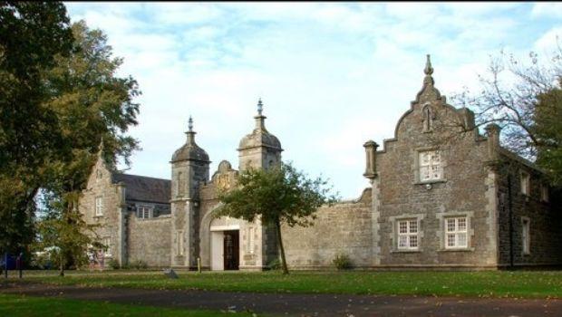 Clotworthy House, Antrim Castle Gardens