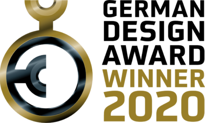 La Loupe gewinnt den GERMAN DESIGN AWARD 2020 -Winner of Excellent Communications Design – Editorial