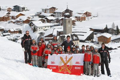 Ski-Club-Arlberg-Youth in Lech