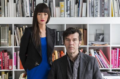 Jessica Walsh and Stefan Sagmeister
