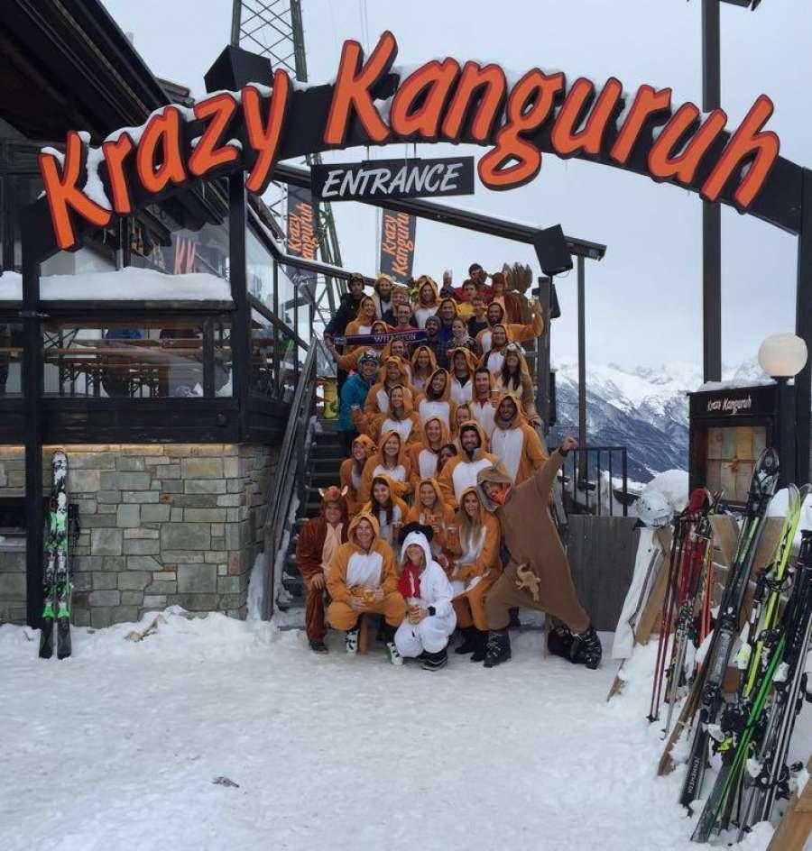 Krazy Kanguruh St Anton Am Arlberg La Loupe