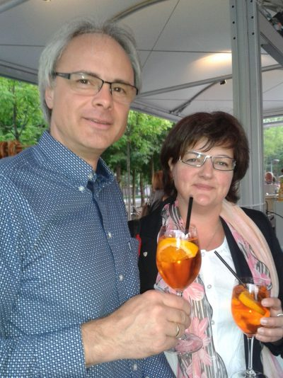 Thomas und Irene Brändle