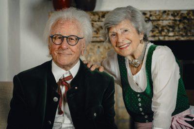 Johann and Helga Schneider © Christoph Schöch