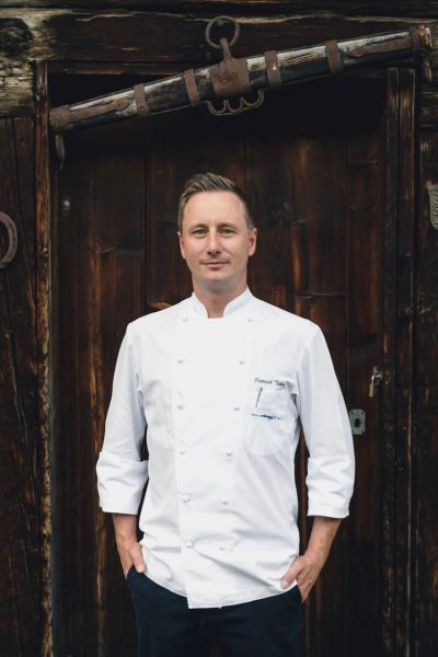 Chef Patrick Tober | ©Christoph Schöch