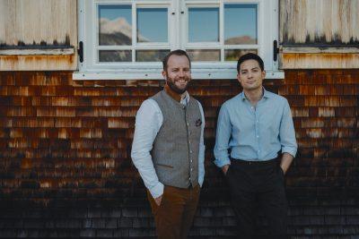 Benjamin Schofer (left) and Patrick Krummenacher (right) | ©Christoph Schöch