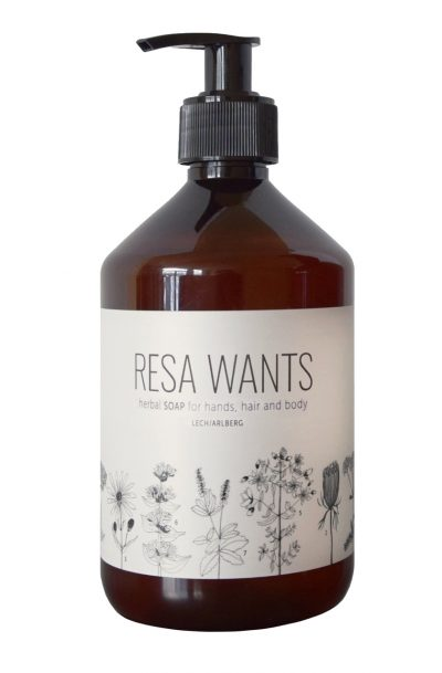 Resa Wants | Herbal Soap ©Steffi Putz 2018