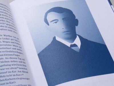 Lawinen Franz Josef Buch Innen