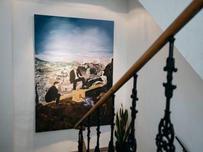 ©arthotel Blaue Gans / Ingo Pertramer