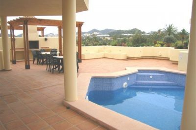 Coto Del Golf 101 Outside dining/pool