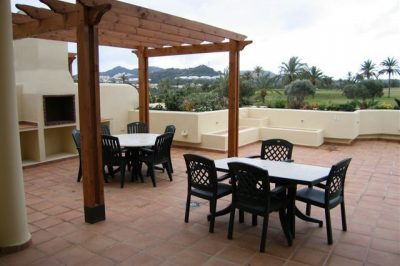 Coto Del Golf 101 Outside dining