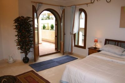 Coto Del Golf 101 Master Bedroom