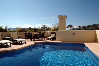 Coto Del Golf 101 Private pool