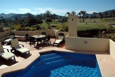 Coto Del Golf 101 Pool