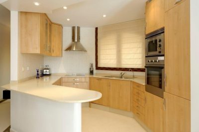 Coto Del Golf 454 Kitchen