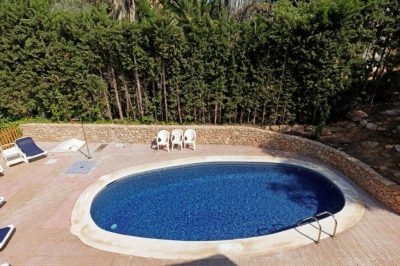 El Forestal 540 Private pool