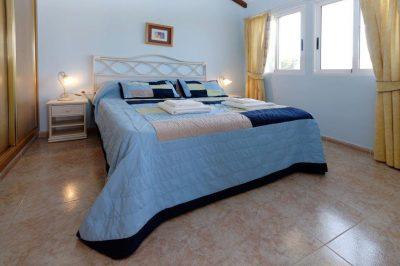 El Pinar 411 Bedroom