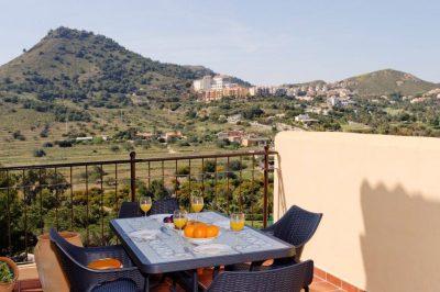 El Pinar 411 Balcony view