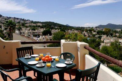 El Rancho 399 Balcony