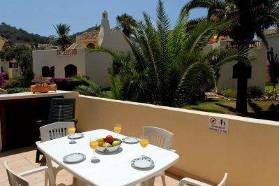 El Rancho 422 Balcony