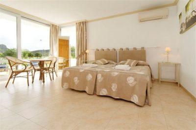 Golf Bungalow 366 Bedroom