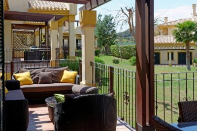 Hacienda del Golf 516 Veranda