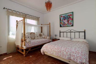 Hacienda del Golf 544 Bedroom
