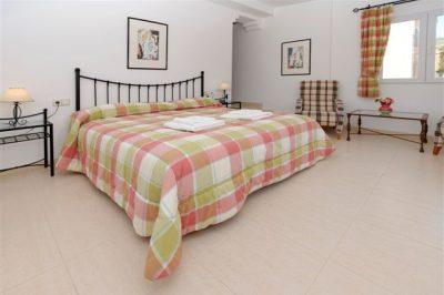 Las Brisas 86 Master bedroom