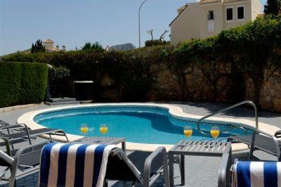 Las Brisas 86 Private pool