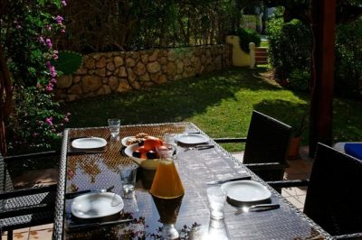 Las Brisas 491 Outside dining