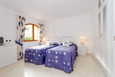 Las Palmeras 483 Bedroom