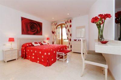 Las Palmeras 483 Master bedroom