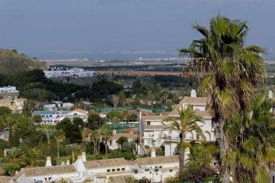 Los Altos 367 Scenic views across La Manga