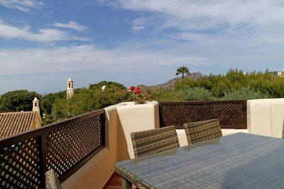 Los Molinos 480 Rooftop terrace