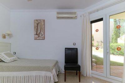 Los Molinos 554 Bedroom