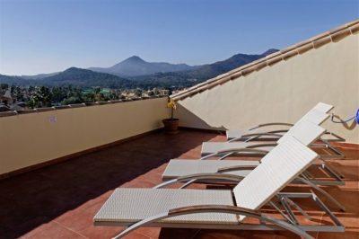 Los Olivos 371 Balcony