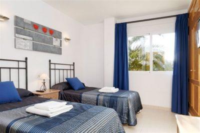 Los Olivos 371 Bedroom