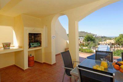 Los Olivos 469 Balcony