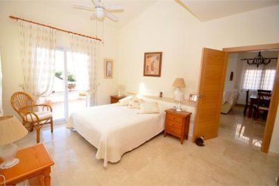 Casa Mimosa Bedroom