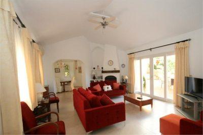 Villa Oasis Lounge
