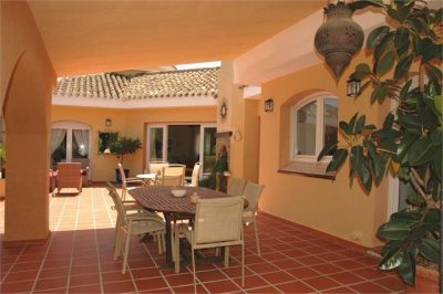 Villa Oasis Exterior