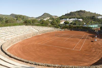 Tennis Central Court