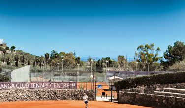 Tennis U19, U15, U12 (10 hours per week)